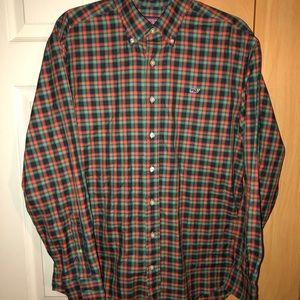 Vineyard Vines Men's Button Down Shirt Medium
